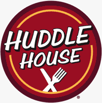 The logo for Huddle House.