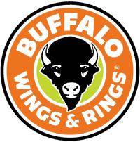The logo for Buffalo Wild Wings.