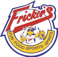 The logo for Fricker's.